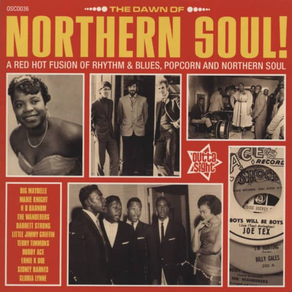 The Dawn Of Northern Soul
