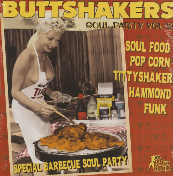 Buttshakers - Soul Party Vol.12 (LP)