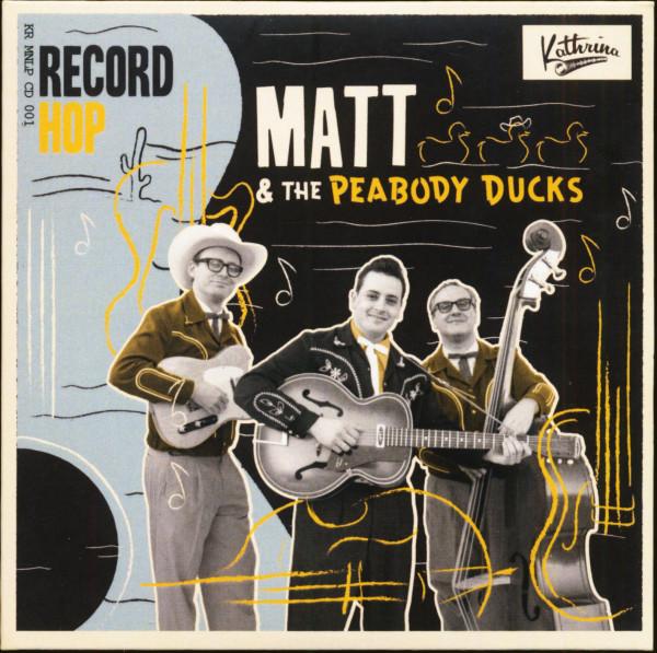 Record Hop (CD, EP)
