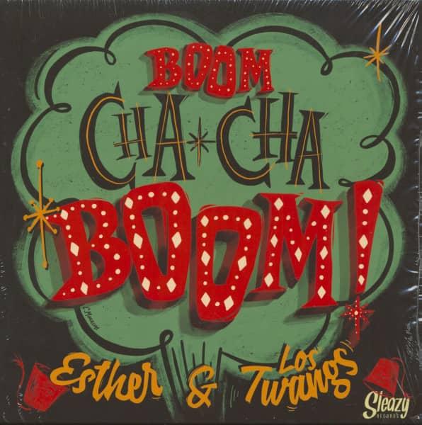 Boom Cha Cha Boom (LP)