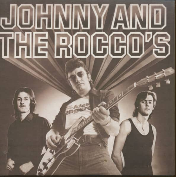 Johnny And The Roccos (CD)