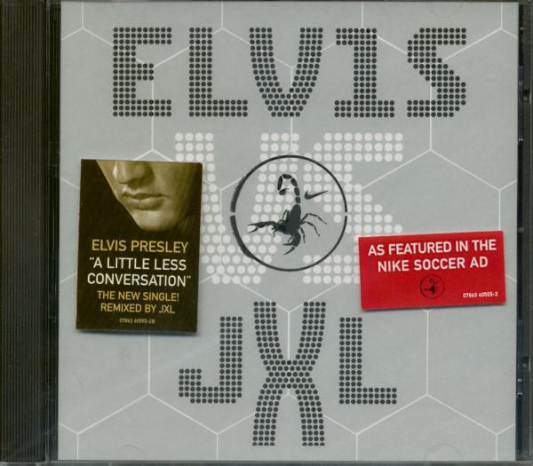 A Little Less Conversation - Jewel Case