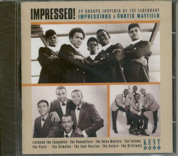 Impressed (CD)