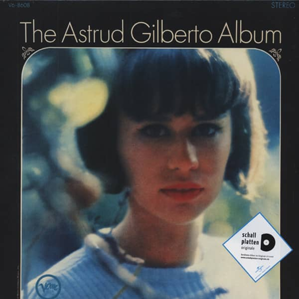 The Astrud Gilberto Album (1965)