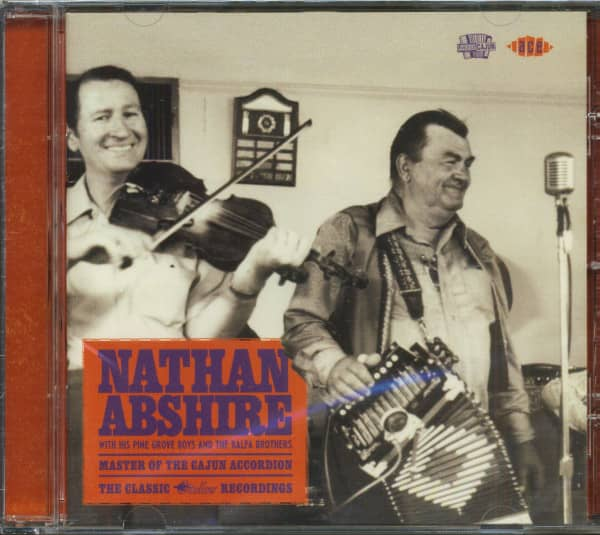 Master Of The Cajun Accordion - The Classic Swallow Recordings (CD)