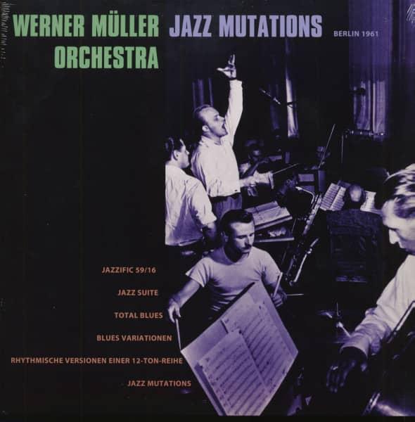 Jazz Mutations (LP)