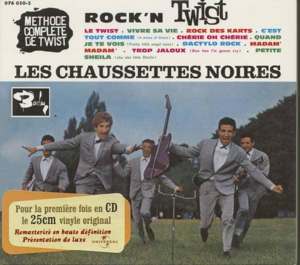 Rock'n Twist - Digipack (CD)