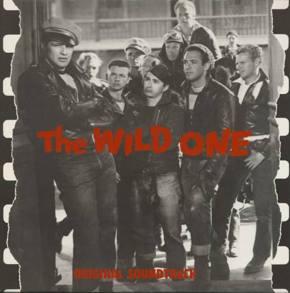 The Wild One - Original Soundtrack (12inch EP, 45rpm)