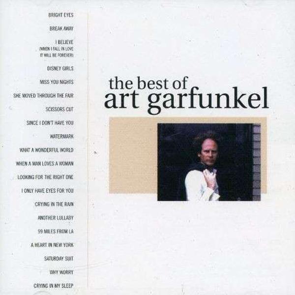 The Best Of Art Garfunkel (CD)
