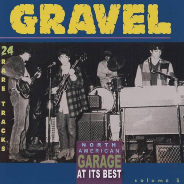 Vol.5, Gravel - US 60s Garage