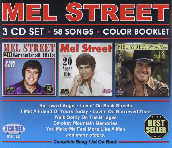 Greatest Hits Super Hits At His Best - 58 Songs (3-CD Set)