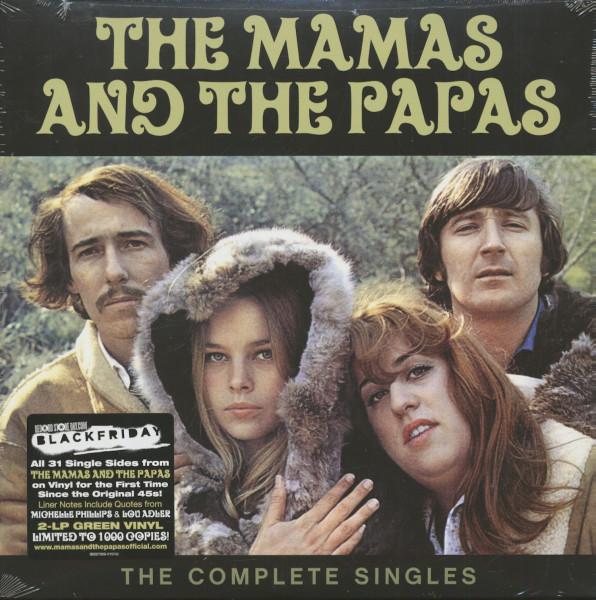 The Complete Singles (2-LP, Green Vinyl, Ltd.)