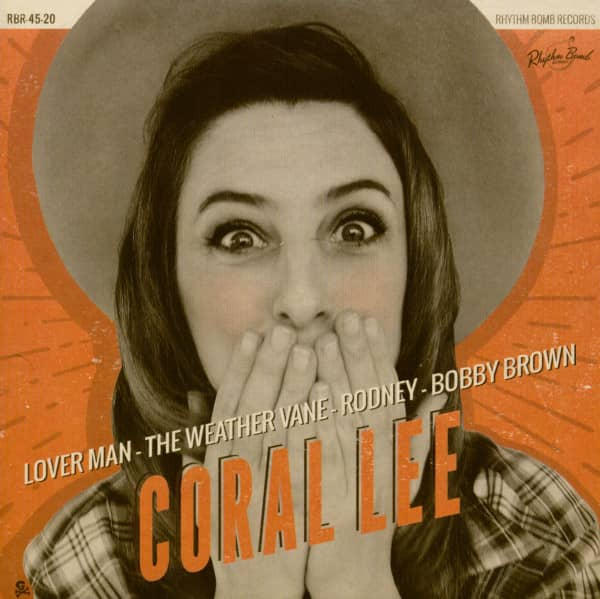 Coral Lee (EP, 7inch, 45rpm)