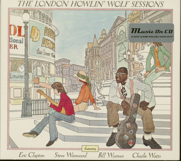 The London Howlin' Wolf Sessions (2-CD)