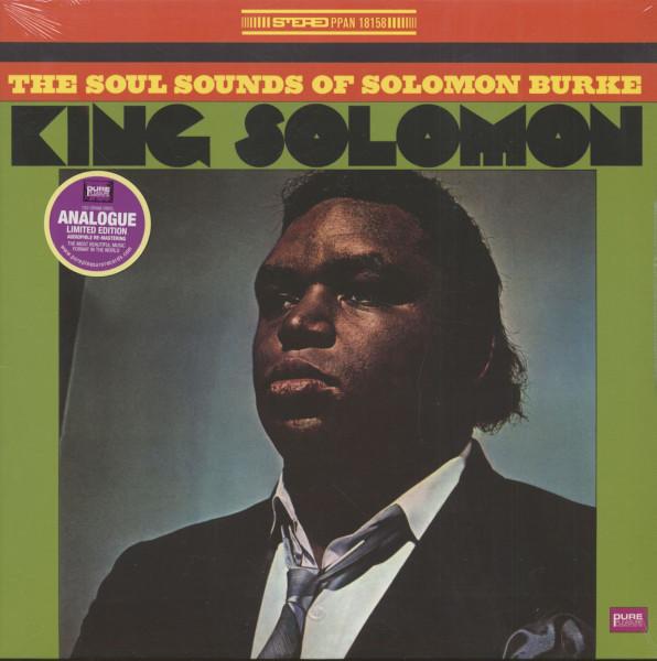 King Solomon (LP, 180g Vinyl)