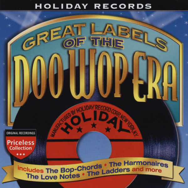 Holiday Records - Labels Of The Doo Wop Era