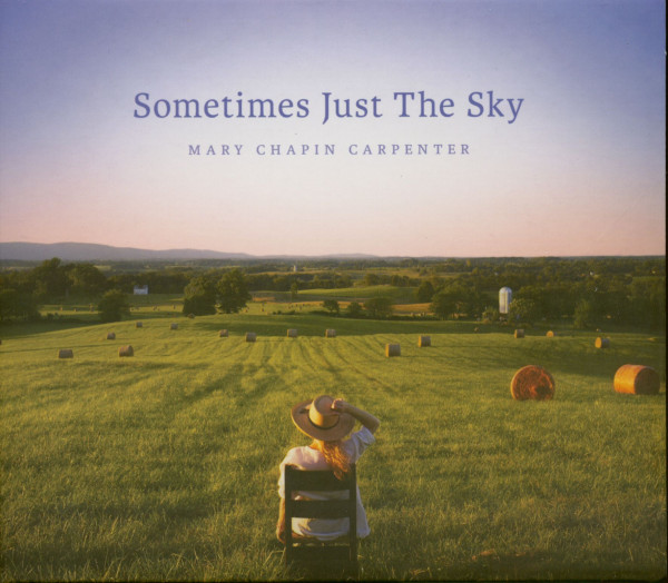 Sometimes Just The Sky (CD)