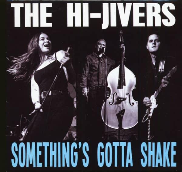 Something's Gotta Shake (CD)