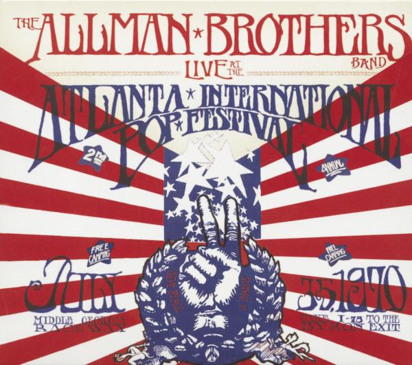 Live At The Atlanta International Pop Festival 1970 (2-CD)