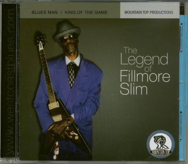The Legend Of Fillmore Slim (CD)