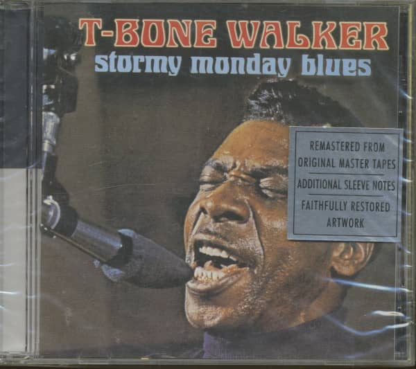 Stormy Monday Blues (CD)