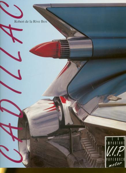 Cadillac - Cadillac - Der amerikanische Traumwagen von Robert de la Rive Box
