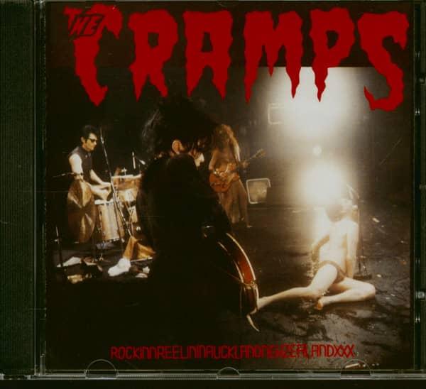 Rockinnreelininauklandnewzealandxxx (CD)