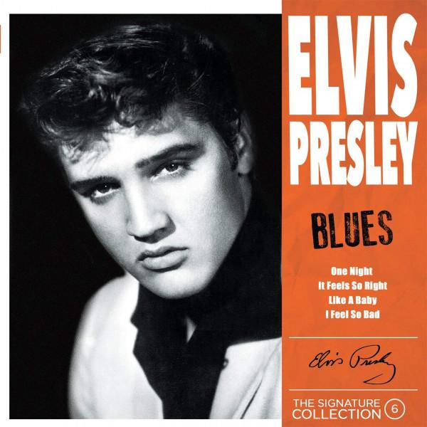 Signature Collection Vol.06 Blues (7inch, EP, 45rpm, PS, Ltd, SC)