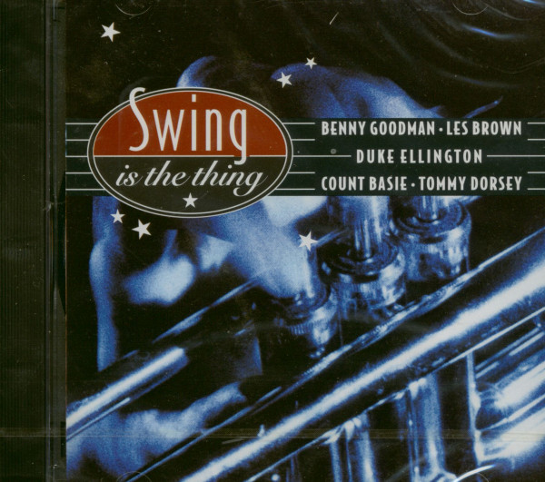 Swing Is The Thing (CD Album)