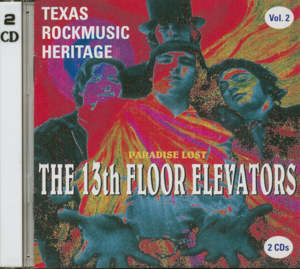 Paradise Lost - Texas Rockmusic Heritage Vol.2 (2-CD)