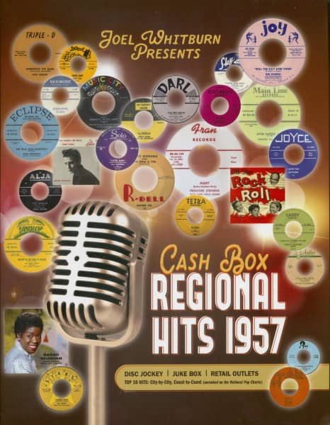 Joel Whitburn Presents - Cash Box - Regional Hits 1957