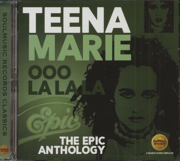Ooo La La La - The Epic Anthology (2-CD)