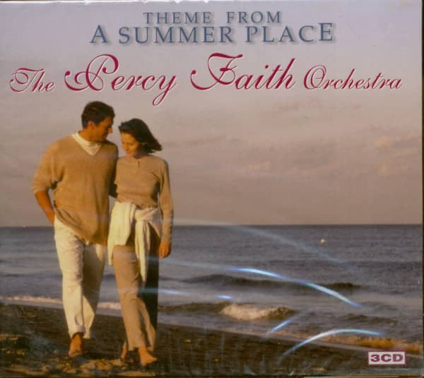 Theme From A Summer Place (3-CD)