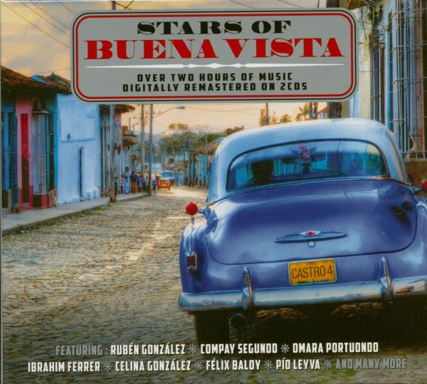 Stars Of Buena Vista (2-CD)