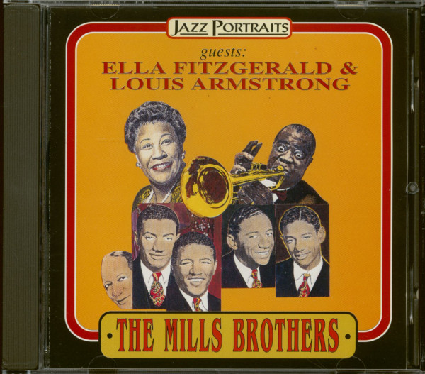 The Mills Brothers (CD)