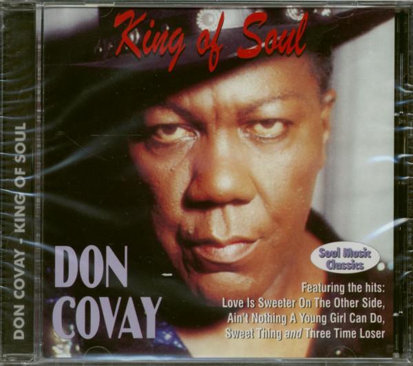 King Of Soul (CD)