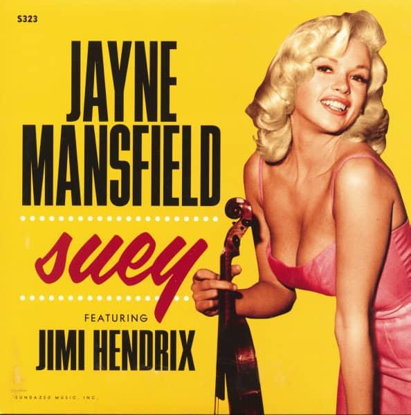 Suey - Featuring Jimi Hendrix (7inch, 45rpm, PS)