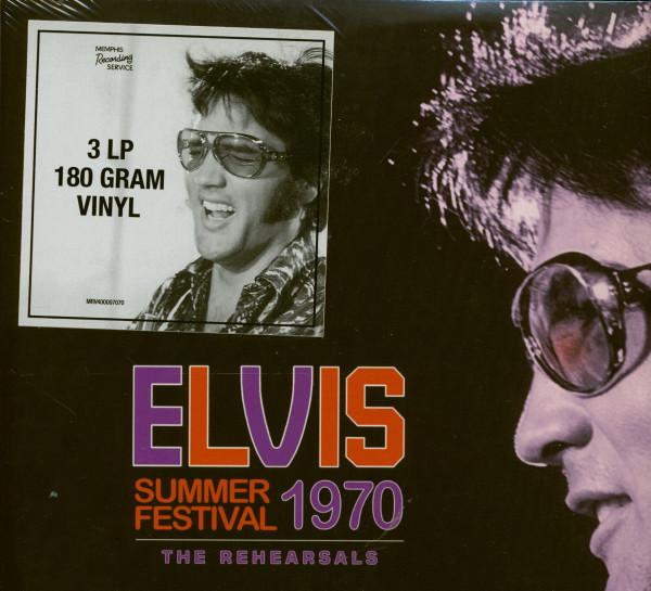 Summer Festival 1970 (3-LP, 180g, Black Vinyl, Ltd.)