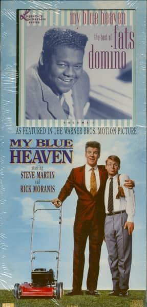 My Blue Heaven - The Best Of Fats Domino Vol.1 (CD, Longbox Packaging)