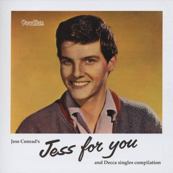 Jess For You & Decca Single Compilation