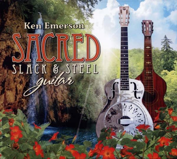 Sacred Slack & Steel Guitar