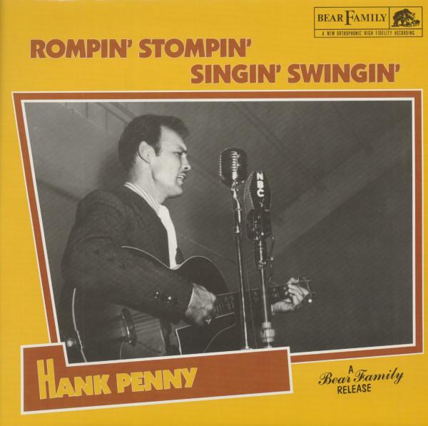 Rompin' Stompin' Singin' Swingin' (Vinyl)