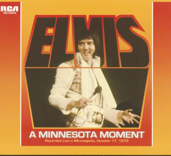 A Minnesota Moment - October 17, 1976 (CD)