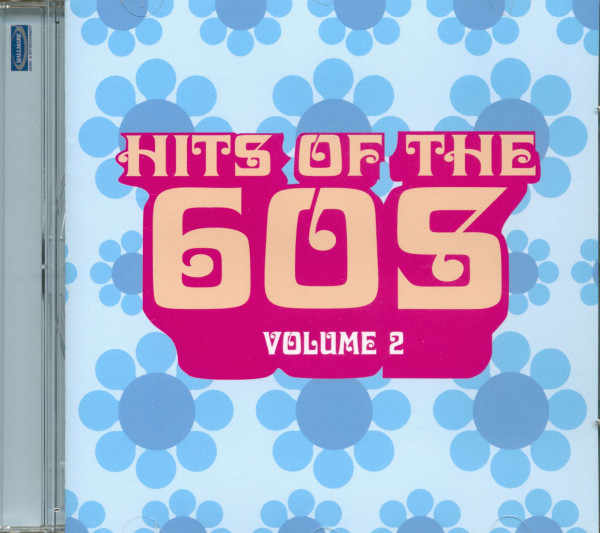 Hits Of The 60's Vol.2 (CD)