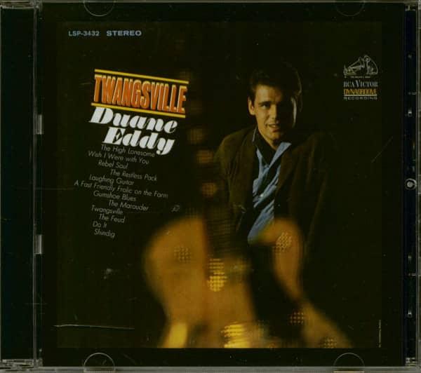 Twangsville (CD)
