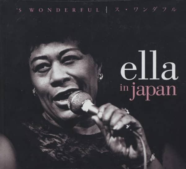 Ella In Japan: 's Wonderful - Tokyo 1964 (2-C