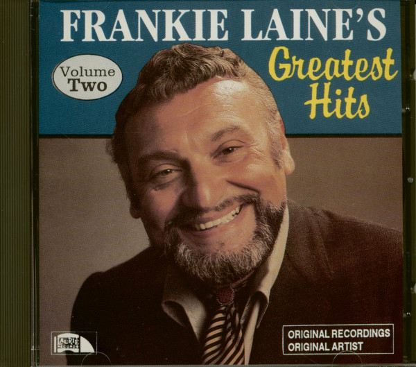 Frankie Laine's Greatest Hits Vol. 2 (CD)