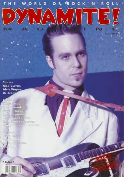 Dynamite Magazin No.31 - The World Of Rock 'n' Roll - (Magazin & 7inch, 33rpm, EP)