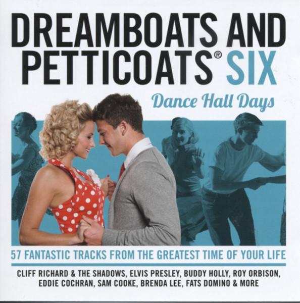 Dreamboats And Petticoats - Dance Hall Days