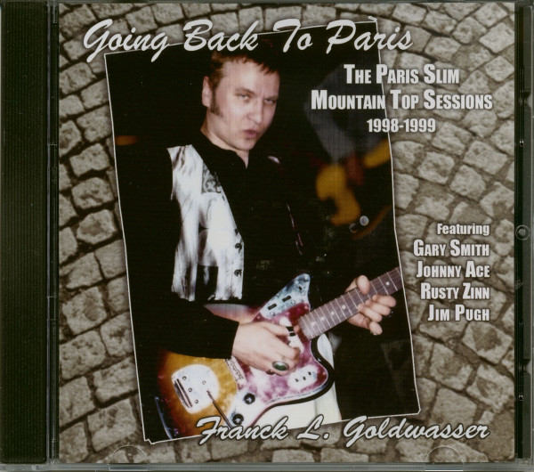 Going Back To Paris (CD)